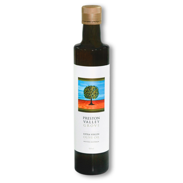 Extra Virgin Olive Oil 500mL Bottle
