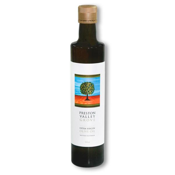 Extra Virgin Olive Oil 500mL Bottle